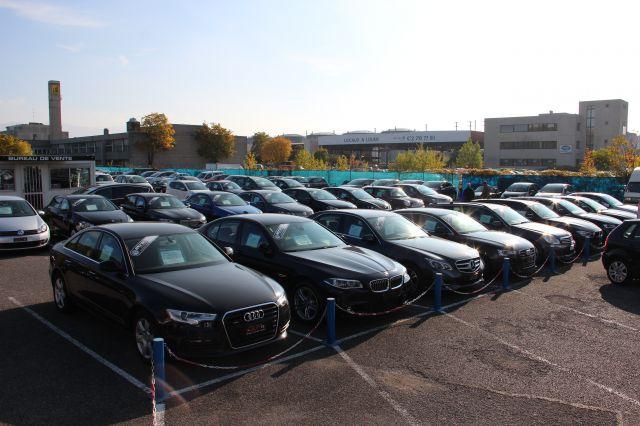 Exposition - Vente - Véhicules à Genève - Atra Automobiles SA